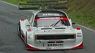 Opel Kadett C beim Bergrennen