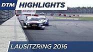 DTM Lausitzring 2016 - Yarış Özeti