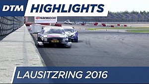 DTM Lausitzring 2016 - Highlights
