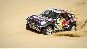 So funktioniert die Rallye Dakar