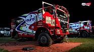 Dakar 2017 - 2. Etap Tucuman (Eurol VEKA MAN Rally Team)