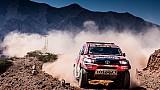 Reli Dakar 2017 - Stage 4