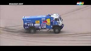 Dakar 2017 - Etappe 4: Trucks en quads