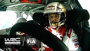 Rally Monte-Carlo 2015: On board con Loeb y su SS13