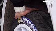 米其林出品-奥吉尔蒙特卡洛测试新福特嘉年华赛车