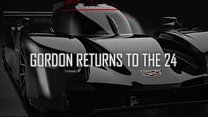 The Return To 24 - Jeff Gordon Returns