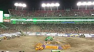 Grave Digger driver Dennis Anderson injured