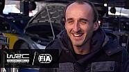 Rallye Monte-Carlo 2017: Robert Kubica ile Röportaj
