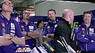El equipo de Valentino Rossi