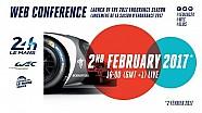 Conferencia de prensa presentación Le Mans y WEC 2017