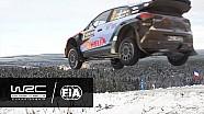 WRC Rally de Suecia 2017: TEASER