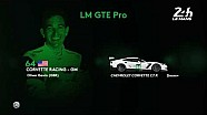 Los participantes de LMGTE Pro