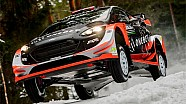 Shakedown - 2017 WRC Rally Sweden - Michelin Motorsport