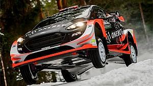 Shakedown - 2017 WRC Rally Sweden - Michelin Motorsport
