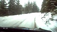 WRC-2017瑞典拉力赛-奥斯伯格车载视频