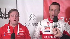 Latest news from Citroën Total Abu Dhabi World Rally Team