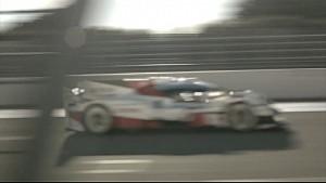 La Toyota TS050 HYBRID en essais de pré-saison