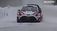 米其林出品-WRC-2017瑞典拉力赛精彩集锦