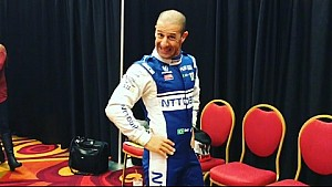 Tony Kanaan Phoenix Media Day Instagram Takeover