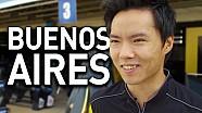 Los Pilotos echan un vistazo a Buenos Aires - Fórmula E