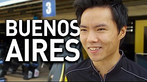 Drivers Look Ahead To Buenos Aires - Formula E