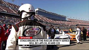 NASCAR reveals stage lengths for all 2017 races