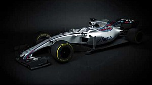 Révélation de la Williams FW40 de 2017