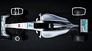 F1 1x1: Die Reifen