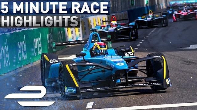 Formula E Buenos Aires ePrix Race Highlights