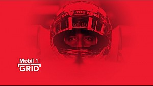 Visión – a bordo con Daniel Ricciardo en Houston | Mobil 1 The Grid
