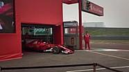 Перший виїзд Ferrari SF70H
