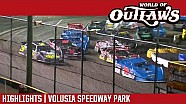 World of Outlaws Craftsman Late Models Volusia Speedway Park February 25, 2017 | Highlights