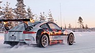 Porsche Driving Experience Winter with Timo Bernhard