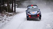 Rally Sweden Best of: Jumps - Hyundai Motorsport 2017