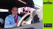 Daytona: Stewart überrascht Gordon