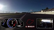 Récord del Lamborghini Huracán Performante en Nurburgring