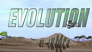 The Science of Supercross: Evolution of Jumps | 2017 Monster Energy Supercross