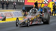 Grant Durie powers to the win in Top Dragster at the NHRA Arizona Nationals