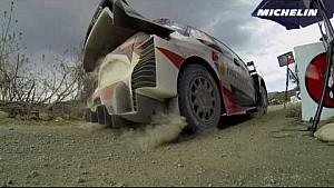 Mejores momentos- Día 2 - GoPro - 2017 WRC Rally México - Michelin Motorsport