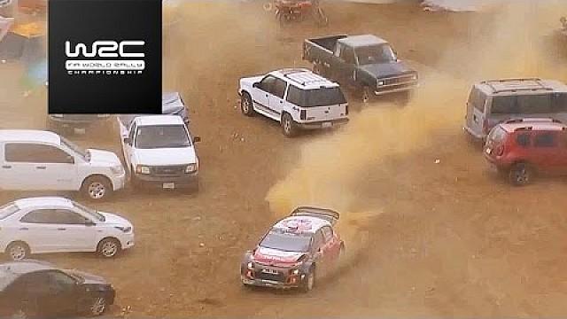 دبليو آر سي رالي المكسيك: خروج كريس ميك من المرحلة الأخيرة