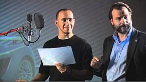 Cars 2 Disney Pixar | Doblaje Lewis Hamilton