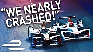 Did They Go Too Far? Teammates Clash on Track - Formula E