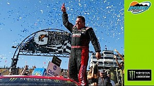 Newman pumped to be back in Victory Lane