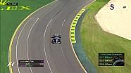 Hamilton'ın 3. antrenmanlardaki en hızlı turu