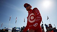 Larson earns Pole Award at home track