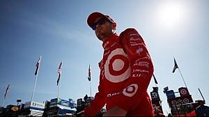 Larson earns Pole Award at home track