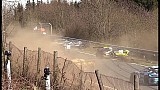 3 car crashes at Nordschleife Nürburgring VLN 2017 Round 1