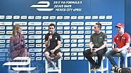 ePrix di Città del Messico: la conferenza pre-gara
