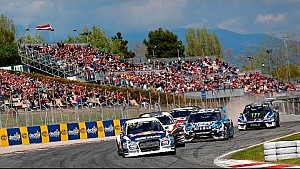 La finale du World RX à Barcelone