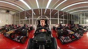 GP de China - Daniil Kvyat 360 - Scuderia Toro Rosso